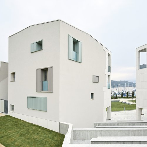 Residential Buildings in the ex Ceramica Laveno Area_photo by René Riller