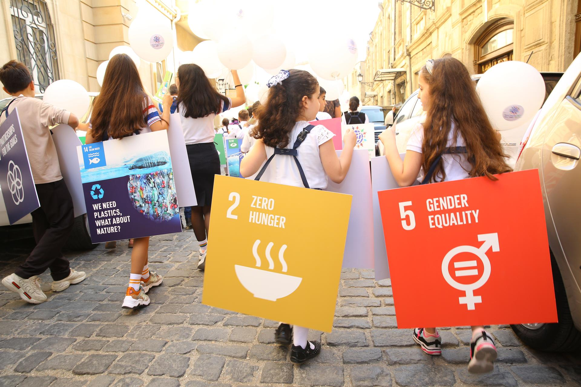 Global Week on the Global Climate Strike and International Climate Action Summit, 26 septembrie 2019, Baku, Azerbaijan